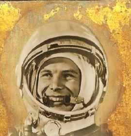 Juri Gagarin - Ikone der russischen Raumfahrt