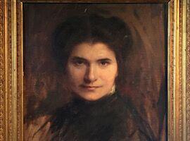 Die Rückkehr der Malerin Clara Müller (1862 – 1929) nach Lenzburg