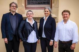 Russische Weihnachten mit dem Quartett Tchesnokov